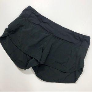 Lululemon   Speed Shorts Black